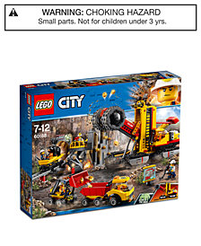 LEGO® City Mining Experts Site 60188
