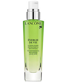 Lancôme Énergie de Vie Antioxidant & Anti-Fatigue Liquid Care, 1.7 oz