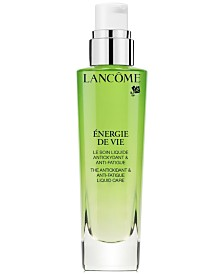 GET EVEN MORE! Spend $125 and receive a Full-Size Énergie de Vie Antioxidant & Anti-Fatigue Liquid Care (A $57 Value!)