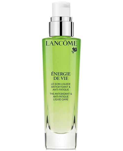 Lancome Énergie de Vie Antioxidant & Anti-Fatigue Liquid Care, 1.7 oz