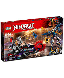 LEGO® Ninjago Killow vs. Samurai X Set 70642