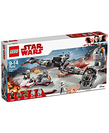 LEGO® Star Wars Defense of Crait Set 75202