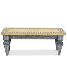 Helman Coffee Table, Quick Ship