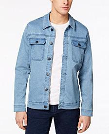 Ezekiel Men's Yarn-Dyed Denim Jacket