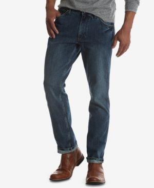 WRANGLER Men'S Greensboro Regular Fit Jean in Good Thing