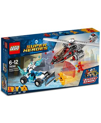 LEGO® Super Heroes Speed Force Freeze Pursuit Set - Toys & Games ...