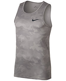 Nike Men's Dry Legend Printed Training Tank Top