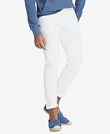 Polo Ralph Lauren Men's Big & Tall Hampton Relaxed Straight Stretch Jeans