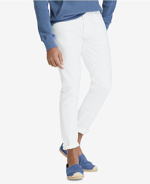 c378aefb4 ... Polo Ralph Lauren Men s Big   Tall Hampton Relaxed Straight Stretch  Jeans ...
