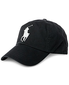 Polo Ralph Lauren Men\u0027s Big Pony Chino Sports Hat