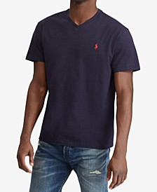 Men's Classic-Fit V Neck T-Shirt