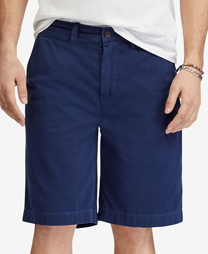 Polo Ralph Lauren - Men's Relaxed Fit Twill Shorts
