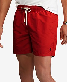 "Men's 5 ¾"" Traveler Swim Trunks"