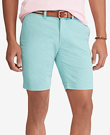 Polo Ralph Lauren Men's Stretch Slim Fit Chino Shorts