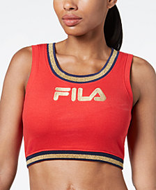 Fila Bonita Cropped Tank Top