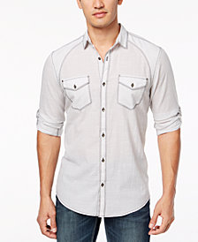 I.N.C. Men's Vera Shirt, Created for Macy's