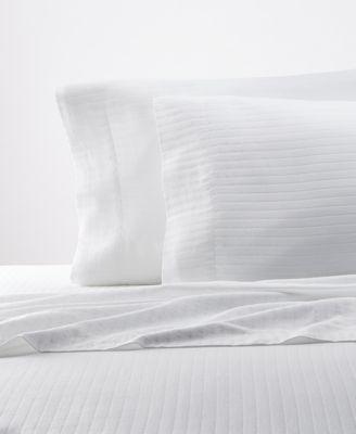 PURE Comfy Cotton 200-Thread Count 2-Pc. Standard Pillowcase Set