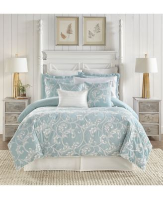 CLOSEOUT! Willa 4-Pc. Queen Comforter Set