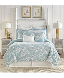 Croscill Willa 4-Pc. California King Comforter Set