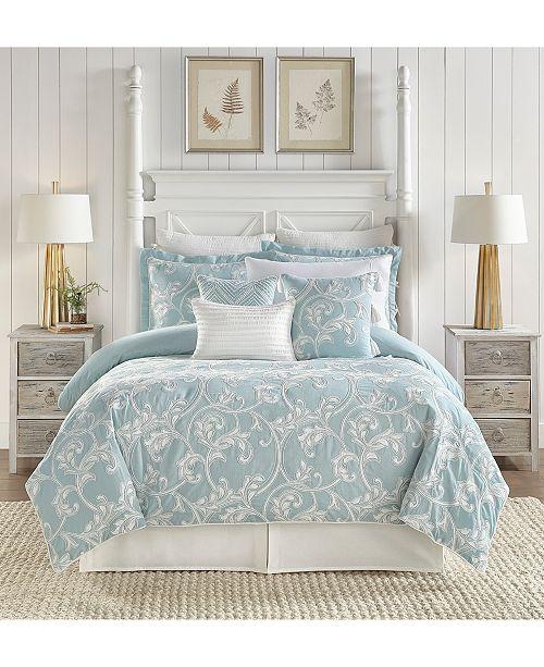 Croscill CLOSEOUT! Willa 4-Pc. California King Comforter Set