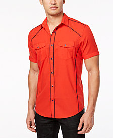 I.N.C. Men's Rori Shirt, Created for Macy's