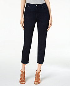 Style & Co Fray-Hem Jeans, Created for Macy's