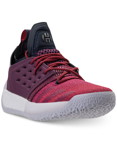 adidas Men's Harden Vol.2 Basketball Sneakers from Finish Line