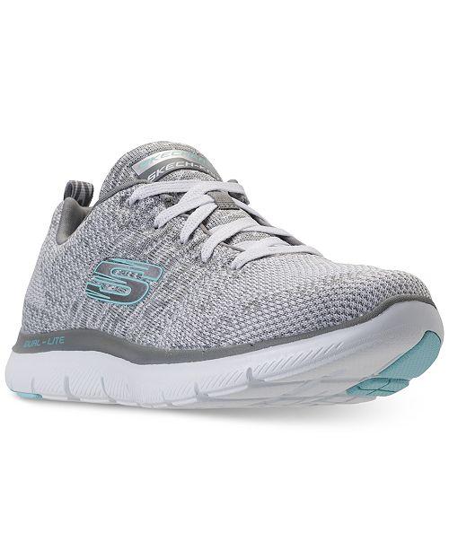 Skechers Women s High Energy Walking Sneakers from Finish Line ... b9e8e432ad