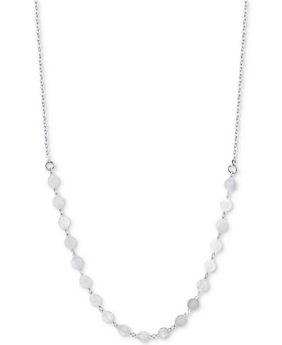 Unwritten Multi-Disc Chain in Sterling Silver