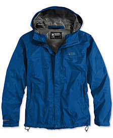 EMS® Men's Thunderhead Packable Full-Zip Hooded Waterproof Jacket