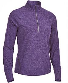 EMS® Women's Techwick® Transition 1/4-Zip Sweatshirt