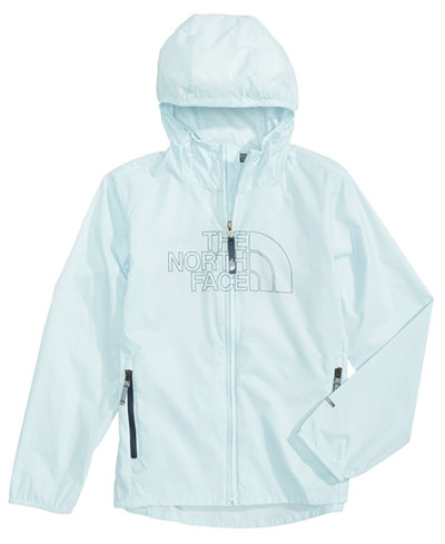 The North Face Flurry Wind Hoodie Jacket, Little Girls & Big Girls