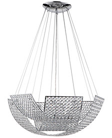Zeev Lighting Monarch 8-Light Chandelier