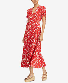 Polo Ralph Lauren Printed Dress