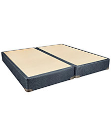Macybed Lux Standard Box Spring - Queen Split, Created for Macy's