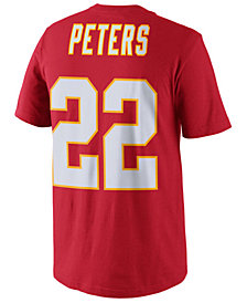 Nike Men's Marcus Peters Kansas City Chiefs Pride Name and Number T-Shirt