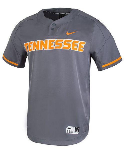 Nike Men s Tennessee Volunteers Replica Baseball Jersey - Sports Fan ... a484d9c17
