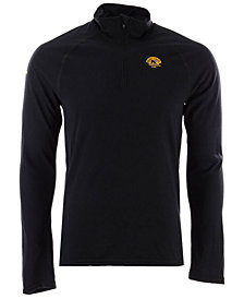 adidas Men's Boston Bruins Secondary Logo Climatelite Quarter-Zip Pullover