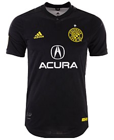 adidas Men's Columbus Crew SC Secondary Authentic Jersey
