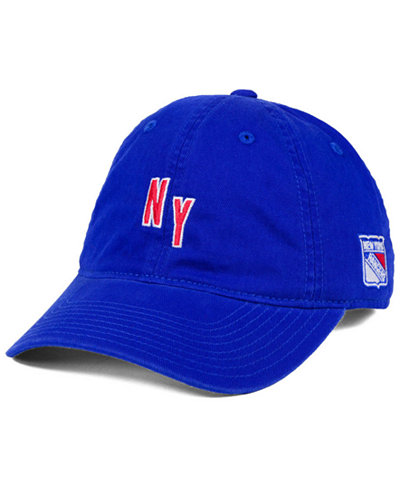 adidas New York Rangers Element Logo Adjustable Cap