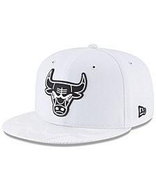 New Era Chicago Bulls Back 1/2 Series 9FIFTY Snapback Cap