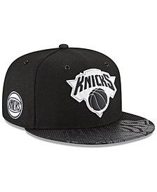 New Era New York Knicks Back 1/2 Series 9FIFTY Snapback Cap