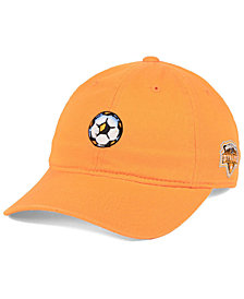 adidas Houston Dynamo Partial Logo Dad Cap