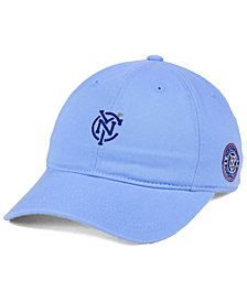 adidas New York City FC Partial Logo Dad Cap