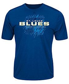 Majestic Men's St. Louis Blues Off the Post T-Shirt
