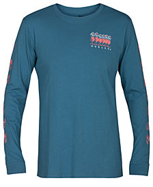Hurley Men's Hula Destroy Long-Sleeve T-Shirt