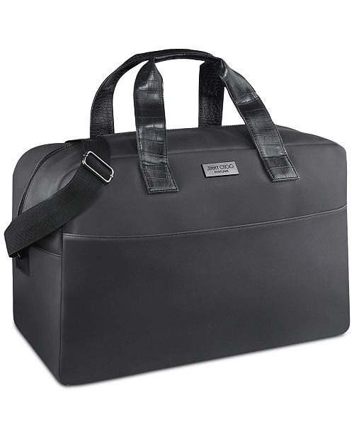 1838a465456d Jimmy Choo Receive a Complimentary Duffel Bag with any large spray purchase  from the Jimmy Choo