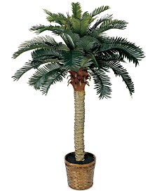 Nearly Natural 4' Sago Palm Tree
