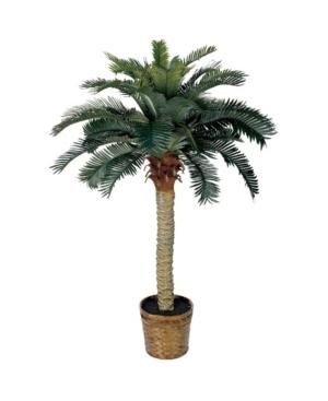 Nearly Natural 4 Sago Palm Tree