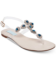 Blue by Betsey Johnson Gabbi Flat Sandals